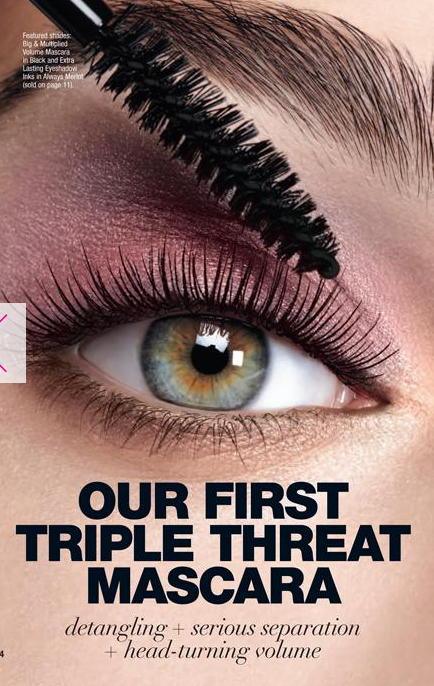 Avon Thriple Threat Mascara