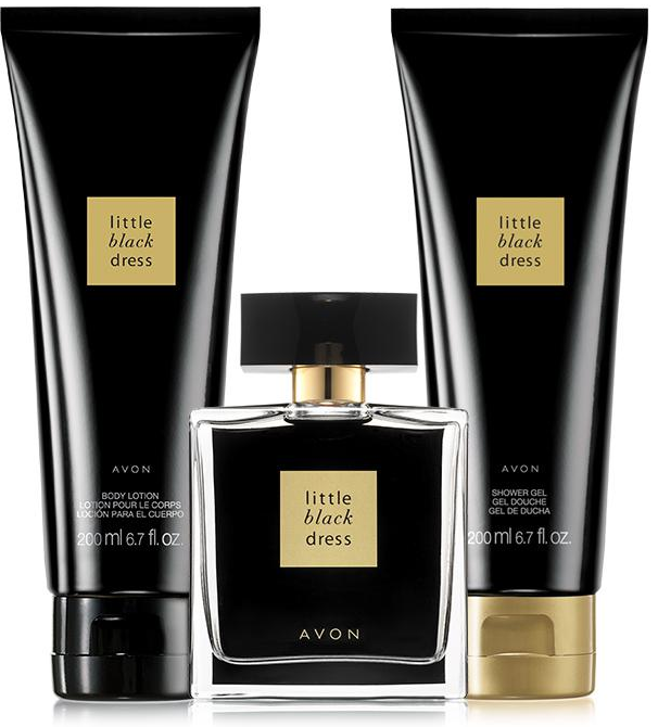 black dress scents