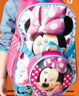 minnie mouse backpack for back to school