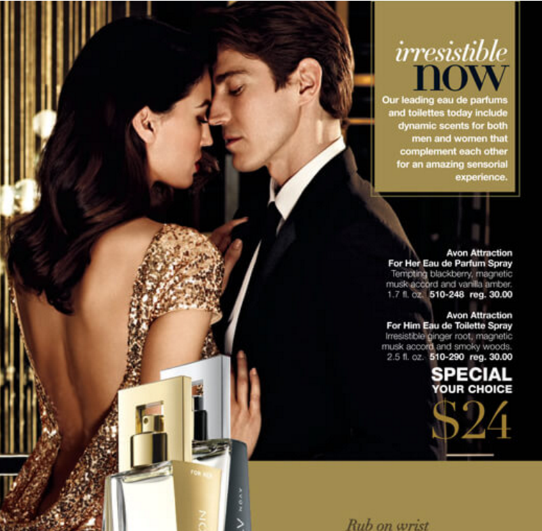fragrances attraction
