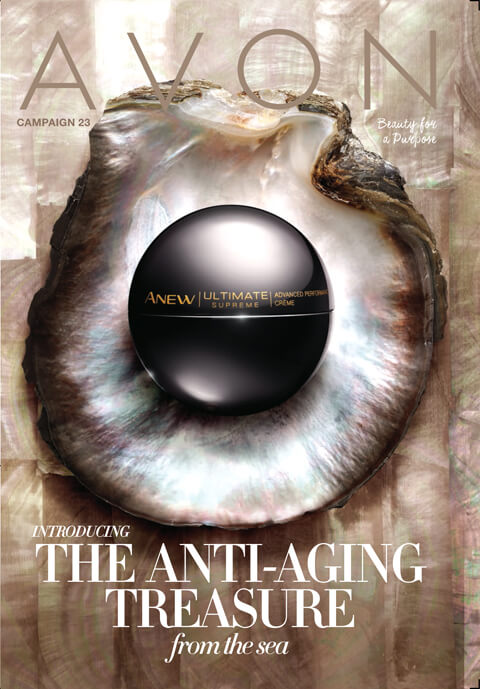 Anti-Aging Anew Ultimate Supreme