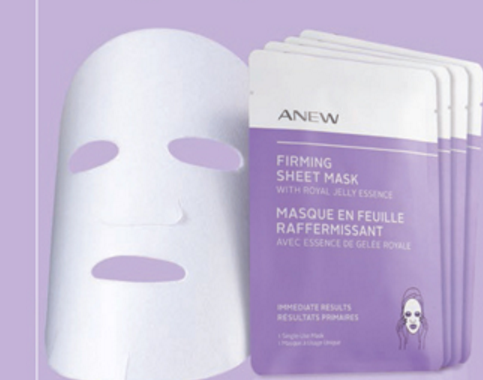 unmask sheet mask