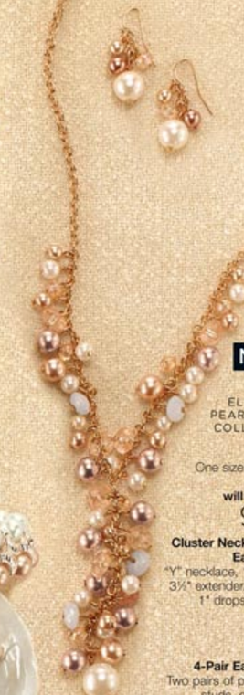 Flirty Fashion Pearls