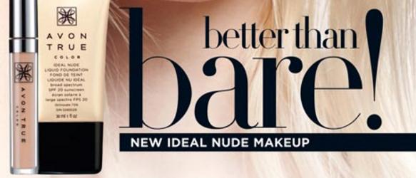 bare makeup