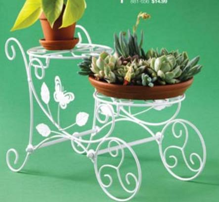 garden pot holder