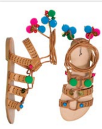 hot fashion sandals