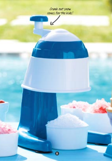 beat the heat snow cone maker