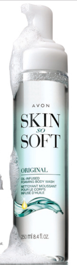softest skin body wash