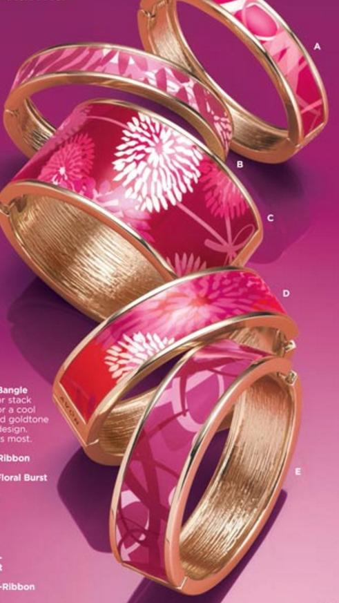Thank pink bangles